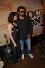Prachi Desai, Arjun Rampal at Rock On 2 trailer launch on 2nd Sept 2016 (83)_57cac0ea0ee85.JPG