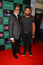 Amitabh Bachchan, Yuvraj Singh at You We Can Label launch with Shantanu Nikhil collection on 3rd Sept 2016 (148)_57cc5f8bc8cad.JPG