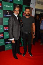 Amitabh Bachchan, Yuvraj Singh at You We Can Label launch with Shantanu Nikhil collection on 3rd Sept 2016 (149)_57cc5f8d7fc21.JPG