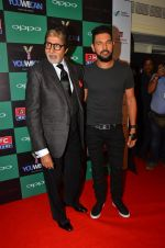 Amitabh Bachchan, Yuvraj Singh at You We Can Label launch with Shantanu Nikhil collection on 3rd Sept 2016 (150)_57cc5f9033c77.JPG