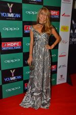 Anusha Dandekar at You We Can Label launch with Shantanu Nikhil collection on 3rd Sept 2016 (111)_57cc5fa288d7a.JPG