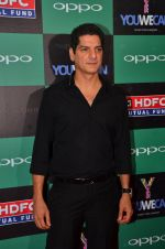 DJ Aqeel at You We Can Label launch with Shantanu Nikhil collection on 3rd Sept 2016 (171)_57cc5fe368cec.JPG
