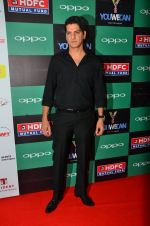 DJ Aqeel at You We Can Label launch with Shantanu Nikhil collection on 3rd Sept 2016 (172)_57cc5fe57cba1.JPG