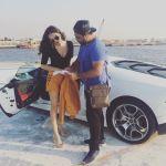 Evelyn Sharma_s BTS pictures Dubai shoot (3)_57cc5f5aa3ce9.jpeg