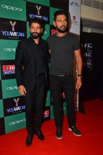 Farhan Akhtar, Yuvraj Singh at You We Can Label launch with Shantanu Nikhil collection on 3rd Sept 2016 (200)_57cc6008a63e2.JPG