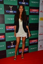 Lisa Haydon at You We Can Label launch with Shantanu Nikhil collection on 3rd Sept 2016 (192)_57cc606442de2.JPG