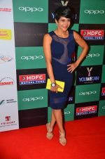 Mandira Bedi at You We Can Label launch with Shantanu Nikhil collection on 3rd Sept 2016 (59)_57cc606eb21c1.JPG