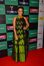 Neha Dhupia at You We Can Label launch with Shantanu Nikhil collection on 3rd Sept 2016 (237)_57cc608ec5970.JPG