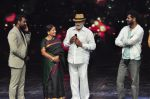 Prabhu Deva with his father on the sets of Star Plus_s Dance Plus on 4th Sept 2016 (2)_57cd635a8897e.JPG