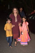 Farah Khan at Anil Kapoor_s Ganpati celebration on 5th Sept 2016 (11)_57ce687357791.JPG