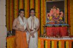 Jeetendra and Tusshar Kapoor Ganpati celebration on 5th Sept 2016 (25)_57ce690497dc6.JPG