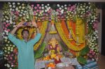 Manish Paul Ganpati celebration on 5th Sept 2016 (14)_57ce693d72948.JPG
