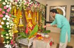 Manish Paul Ganpati celebration on 5th Sept 2016 (15)_57ce693fa134f.JPG