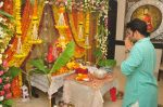Manish Paul Ganpati celebration on 5th Sept 2016 (17)_57ce694579f22.JPG