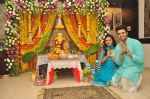 Manish Paul Ganpati celebration on 5th Sept 2016 (18)_57ce694808097.JPG