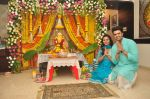 Manish Paul Ganpati celebration on 5th Sept 2016 (19)_57ce694b4156a.JPG