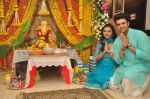 Manish Paul Ganpati celebration on 5th Sept 2016 (20)_57ce694d97d41.JPG