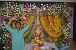 Manish Paul Ganpati celebration on 5th Sept 2016 (48)_57ce6950269e0.JPG