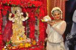 Rakhi Sawant Ganpati celebration on 5th Sept 2016 (10)_57ce69271c0f2.JPG