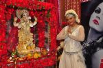 Rakhi Sawant Ganpati celebration on 5th Sept 2016 (8)_57ce692238081.JPG
