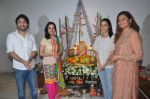 Shraddha Kapoor_s Ganpati celebration on 5th Sept 2016 (6)_57ce6a11a731f.JPG
