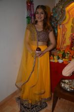 Tina Ahuja Ganpati celebration on 5th Sept 2016 (42)_57ce6909d29a7.JPG