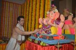 Tusshar Kapoor Ganpati celebration on 5th Sept 2016 (24)_57ce690857781.JPG