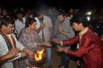Anil Kapoor_s Ganpati Visarjan on 6th Sept 2016 (51)_57cfb54453476.JPG
