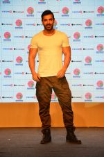 John Abraham during a tourism program for the North East Indian state of Arunachal Pradesh in Mumbai on 6th Sept 2016 (10)_57cfb6a02ca00.JPG