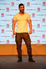 John Abraham during a tourism program for the North East Indian state of Arunachal Pradesh in Mumbai on 6th Sept 2016 (11)_57cfb6a32963f.JPG