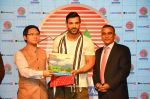 John Abraham during a tourism program for the North East Indian state of Arunachal Pradesh in Mumbai on 6th Sept 2016 (14)_57cfb6b34d092.JPG