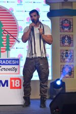John Abraham during a tourism program for the North East Indian state of Arunachal Pradesh in Mumbai on 6th Sept 2016 (17)_57cfb6be67768.JPG