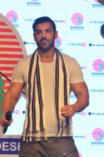 John Abraham during a tourism program for the North East Indian state of Arunachal Pradesh in Mumbai on 6th Sept 2016 (19)_57cfb6c5a7d14.JPG