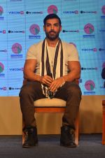 John Abraham during a tourism program for the North East Indian state of Arunachal Pradesh in Mumbai on 6th Sept 2016 (23)_57cfb6d87bd5c.JPG