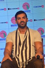 John Abraham during a tourism program for the North East Indian state of Arunachal Pradesh in Mumbai on 6th Sept 2016 (24)_57cfb6dbf3e63.JPG