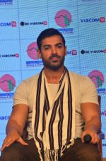 John Abraham during a tourism program for the North East Indian state of Arunachal Pradesh in Mumbai on 6th Sept 2016 (25)_57cfb6e0a6518.JPG
