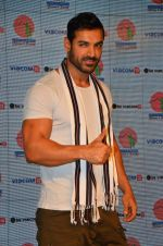 John Abraham during a tourism program for the North East Indian state of Arunachal Pradesh in Mumbai on 6th Sept 2016 (39)_57cfb74500fea.JPG