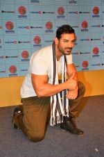 John Abraham during a tourism program for the North East Indian state of Arunachal Pradesh in Mumbai on 6th Sept 2016 (44)_57cfb71be1cd1.JPG