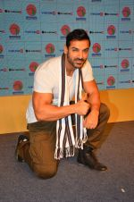 John Abraham during a tourism program for the North East Indian state of Arunachal Pradesh in Mumbai on 6th Sept 2016 (45)_57cfb71e5fe09.JPG