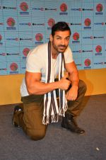 John Abraham during a tourism program for the North East Indian state of Arunachal Pradesh in Mumbai on 6th Sept 2016 (46)_57cfb7207af7d.JPG