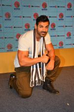 John Abraham during a tourism program for the North East Indian state of Arunachal Pradesh in Mumbai on 6th Sept 2016 (47)_57cfb72492f19.JPG