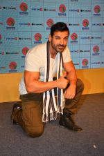 John Abraham during a tourism program for the North East Indian state of Arunachal Pradesh in Mumbai on 6th Sept 2016 (48)_57cfb726b26b6.JPG