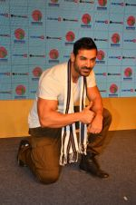 John Abraham during a tourism program for the North East Indian state of Arunachal Pradesh in Mumbai on 6th Sept 2016 (51)_57cfb72c966de.JPG