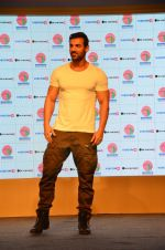 John Abraham during a tourism program for the North East Indian state of Arunachal Pradesh in Mumbai on 6th Sept 2016 (7)_57cfb69448f89.JPG