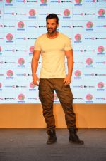 John Abraham during a tourism program for the North East Indian state of Arunachal Pradesh in Mumbai on 6th Sept 2016 (8)_57cfb69887a92.JPG