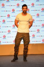 John Abraham during a tourism program for the North East Indian state of Arunachal Pradesh in Mumbai on 6th Sept 2016 (9)_57cfb69c6448b.JPG