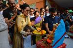 Manyata Dutt_s Ganpati Visarjan on 6th Sept 2016 (27)_57cfb5e8d6406.JPG
