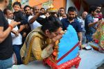 Manyata Dutt_s Ganpati Visarjan on 6th Sept 2016 (29)_57cfb5ec10e32.JPG