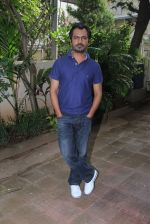 Nawazuddin Siddiqui at Freaky Ali promotions in Mumbai on 6th Sept 2016 (36)_57cfb644c8f7e.JPG