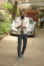 Riteish Deshmukh at Banjo Recording on 6th Sept 2016 (71)_57cfb7b0b545e.JPG